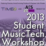 Capital University Student Music Tech Workshop sponsored by TI:ME and the Audio Engineering Society Student Section at Capital University