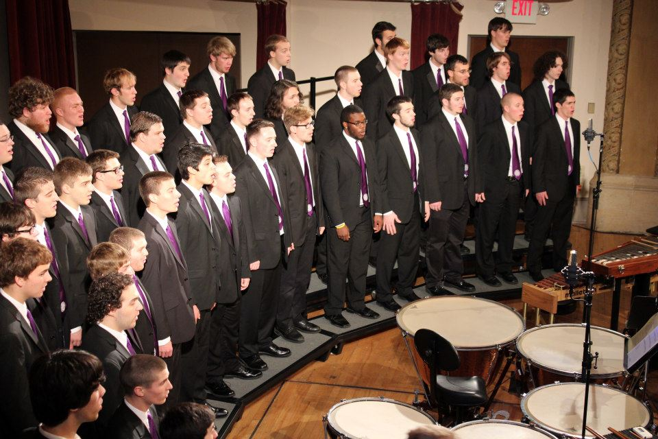 The Capital University Chordsmen Choral Recording by Nate Lockwood